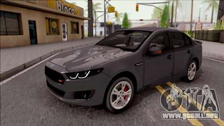 Ford Falcon XR8 2015 para GTA San Andreas