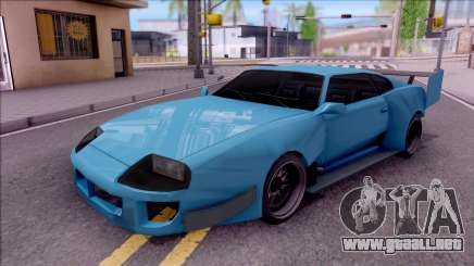 Jester LM Edition Beta para GTA San Andreas