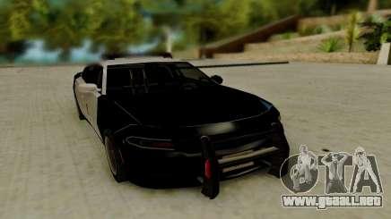 Dodge Charger SRT8 Hellcat 2015 para GTA San Andreas