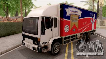 DFT-30 Box Gardenia Bakeries para GTA San Andreas