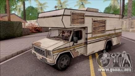 Trailer The Walking Dead The Game para GTA San Andreas