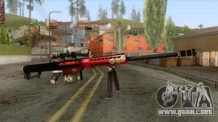 Barrett Royal Dragon v2 para GTA San Andreas