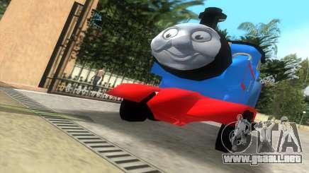 Thomas The Train para GTA Vice City