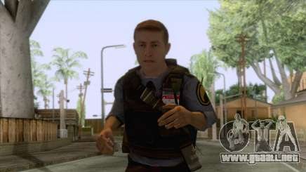 Black Mesa - Security Guard para GTA San Andreas
