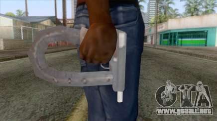Union Pistol w35-Round Horseshoe Magazine para GTA San Andreas