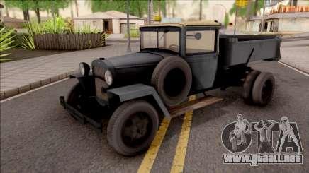 El GAS-410 1946 para GTA San Andreas