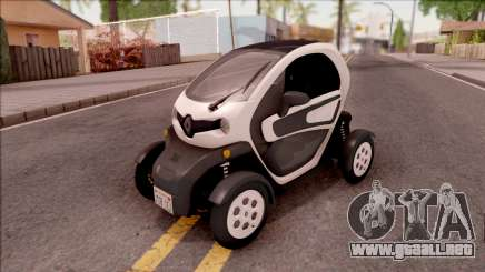 Renault Twizy 2012 para GTA San Andreas