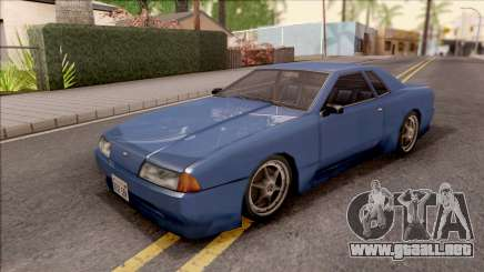 New Elegy Tunable para GTA San Andreas