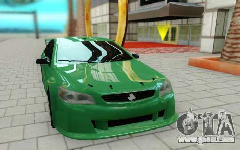 Holden Commodore para GTA San Andreas