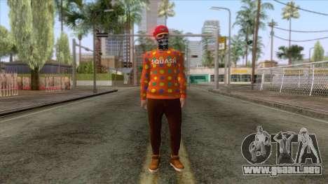 Skin Random 39 para GTA San Andreas segunda pantalla