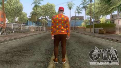 Skin Random 39 para GTA San Andreas tercera pantalla
