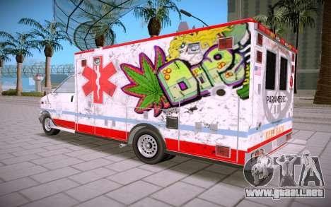 GTA 5 Ambulance para GTA San Andreas