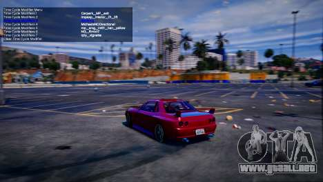 GTA 5 Simple Trainer v6.4