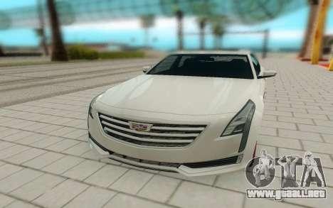 Cadillac CT6 para GTA San Andreas