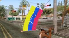 Flag of Venezuela v2.0 para GTA San Andreas