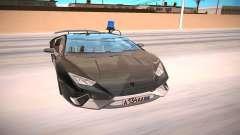 Lamborghini Huracan HP 2018 para GTA San Andreas