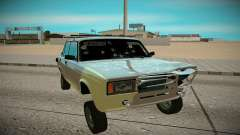 2107 plata para GTA San Andreas