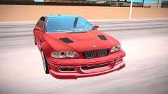 BMW E46 M3 GTR para GTA San Andreas