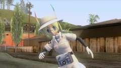 Kemono Friends - Mirai Skin para GTA San Andreas