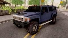 Hummer H3 2010 para GTA San Andreas