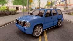 Declasse Granger Classic IVF para GTA San Andreas