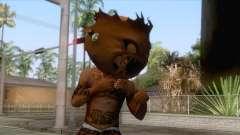 Final Fantasy Mobius - Oglock Skin v7 para GTA San Andreas