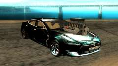 Tesla Model S para GTA San Andreas