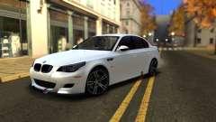 BMW M5 E60 Full Tunable