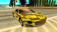 Bentley EXP 10 Speed 6 para GTA San Andreas