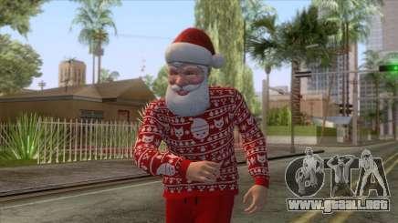GTA Online - Christmas Skin 2 para GTA San Andreas