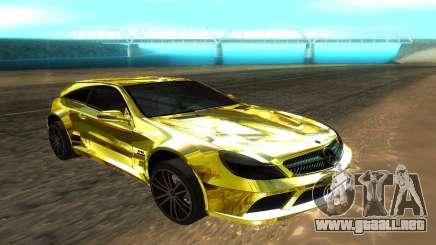 Mercedes-Benz SL65 Hatchback para GTA San Andreas