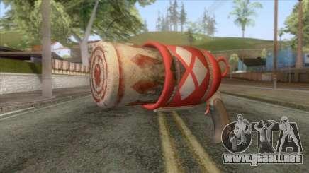 Injustice 2 - Harley Quinn Cork Gun v2 para GTA San Andreas
