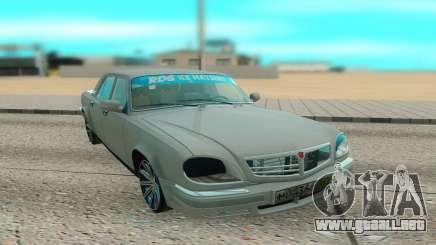 GAZ 31105 Sin Luces para GTA San Andreas