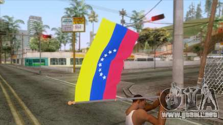Flag of Venezuela v2.0 para GTA San Andreas