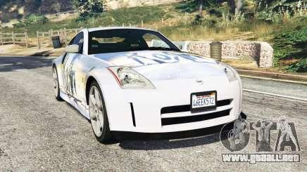 Nissan 350Z (Z33) [replace] para GTA 5