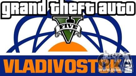 Radio vladivostok FM para GTA 5