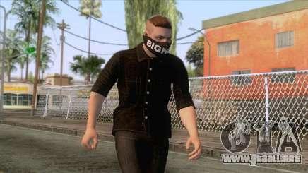 GTA Online Skin 3 para GTA San Andreas
