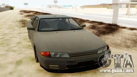 Nissan Skyline ER32 para GTA San Andreas