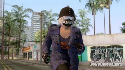 GTA Online - Skin Random 15 para GTA San Andreas