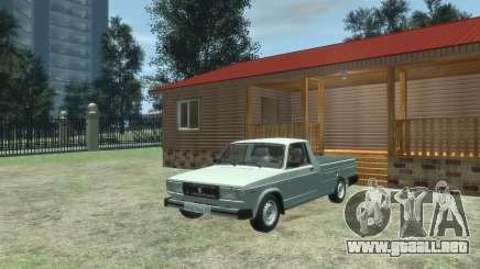 IZH-27175 para GTA 4
