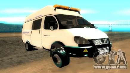 GAZ 2310 para GTA San Andreas