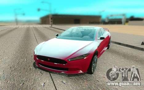 GTA V Coil Raiden para la visión correcta GTA San Andreas