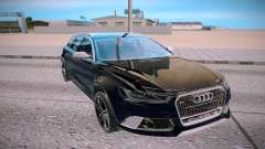 Audi RS6 Avant C7 para GTA San Andreas