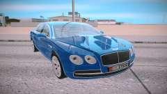 Bentley Flying Spur para GTA San Andreas