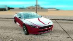 GTA V Coil Raiden para GTA San Andreas