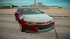 Chevrolet Cruze 2018 para GTA San Andreas