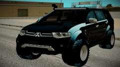 Mitsubishi Pajero Sport para GTA San Andreas