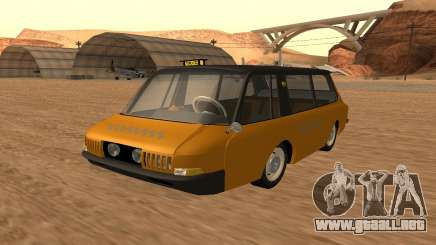VNIITE PT para GTA San Andreas
