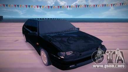 VAZ 2114 negro para GTA San Andreas