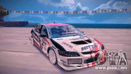 Mitsubishi Lancer Evolution 9 para GTA San Andreas